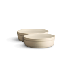 2 'Crème Brûlée' Ramekin Set
