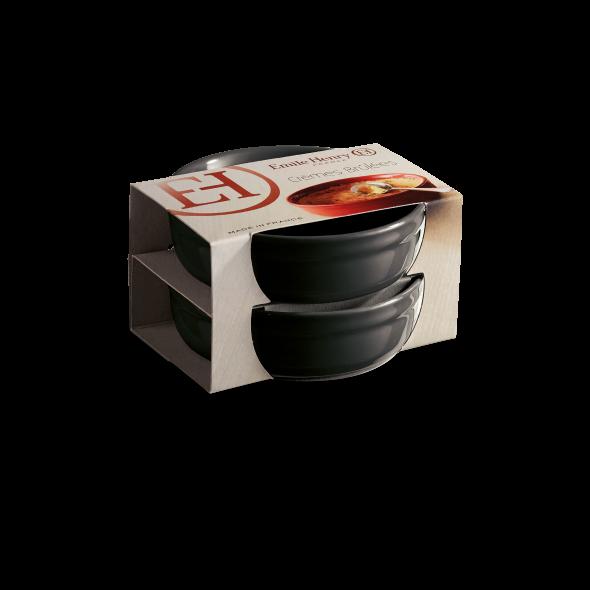 Set di 2 Ramekins 'Crèmes Brûlées'