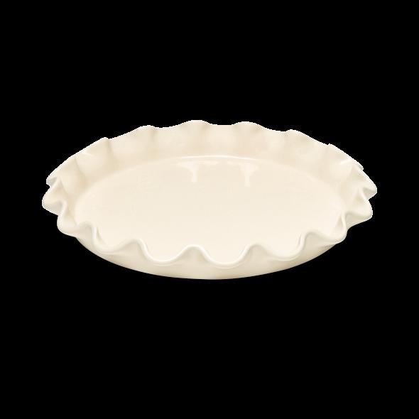 Ruffled Tart Dish