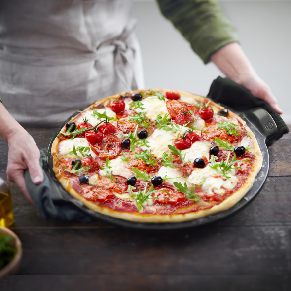 Smooth Pizza Stone