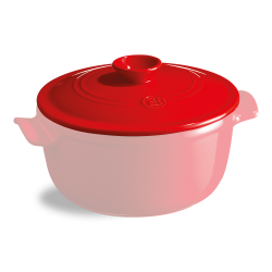 Lid - Round Casserole - 5,3L