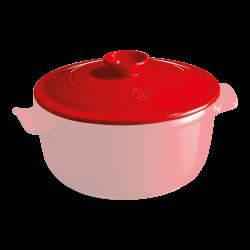 Round Casserole - 5,3L - Lid