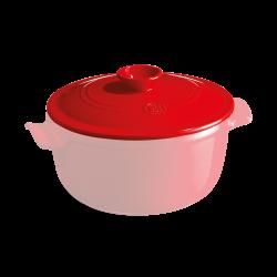 Lid - Round Casserole - 4L
