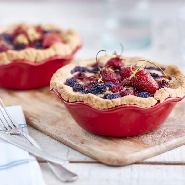 Mini Pie Dish – Set of 2