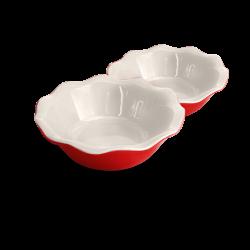 Set de 2 'Mini Pie Dish'