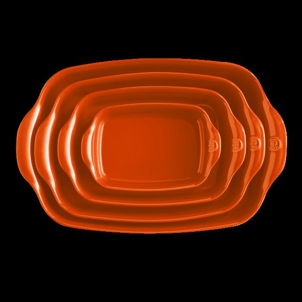 Piccola Pirofila Rettangolare